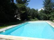 Location gîte, chambres d'hotes Villa à Ansouis près d'Aix 6-8 p piscine privée dans le département Vaucluse 84