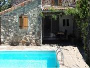Location gîte, chambres d'hotes VALLON DES ETOILES : piscine privée Ardèche dans le département Ardèche 7