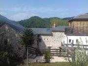 Location gîte, chambres d'hotes Mas La Tabatière vue sur le Mont Lozère à 2 minutes à pied du village dans le département Gard 30