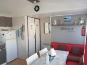 Location de particuliers à particuliers Mobile Home 3 chambres 6 personnes climatisé TV Camping / Mobile-home Hérault photo 7