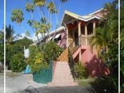 Location gîte, chambres d'hotes Gites Couleurs Antilles,piscine,jardin tropical dans le département Guadeloupe 971