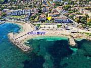 Location gîte, chambres d'hotes T.2 50 mètres des plages climatisé avec garage dans le département Bouches du rhône 13