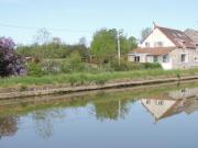Location gîte, chambres d'hotes Chambres d'hotes au bord du canal de Bourgogne dans le département Côte d'or 21