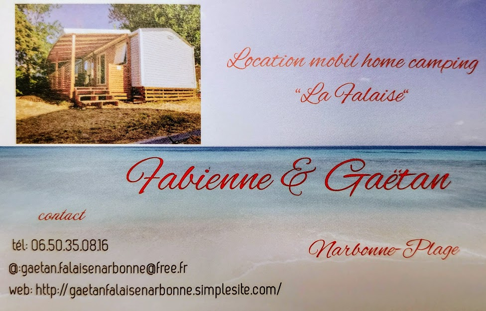 Location de particuliers à particuliers Location mobil-home, Spa, Hammam, Jacuzzi Camping / Mobile-home Aude
