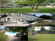 Location de particuliers à particuliers grand gite 10, 11, 12, 13, 14, 15, 16, 17, 18, 19, 20 pers piscine Bourgogne Gîte Yonne photo 1