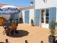 Location gîte, chambres d'hotes Chambre d'hôtes les huttes sur l'île d'Oléron dans le département Charente maritime 17