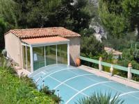 Location gîte, chambres d'hotes Villa Lou Pin Dou Papet,belle vue, piscine, proche mer et calanques de Cassis dans le département Bouches du rhône 13
