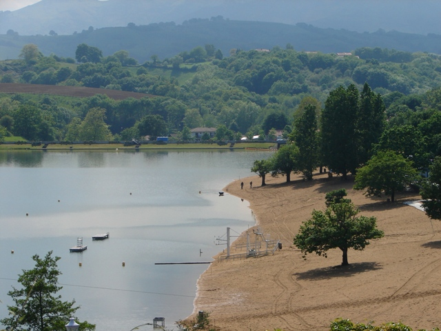Locations Vacances  Pays Basque  Lac De Saint   Saint Pe Sur