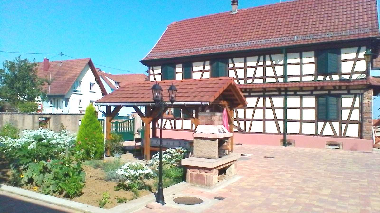 Gite Cecile 4 à 8 Personnes En Alsace Près à Meistratzheim