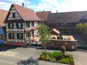 Location gîte, chambres d'hotes Gite Cecile 2 à 4 personnes en Alsace près d'Obernai dans le département Bas Rhin 67