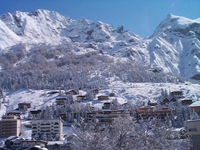 location chalet ski gourette