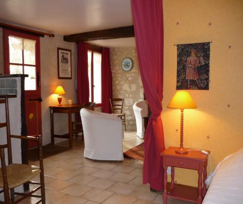 Chambres de charme et table d 39 h tes les l 39 ile for Chambre d hote l ile bouchard