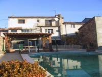 Location gîte, chambres d'hotes aubordelarn dans une maison de caractère avec piscine privée dans le département Tarn 81