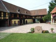 """Location gîte, chambres d'hotes LA FERME MICHEL """"LE COQUELICOT"""" dans le département Bas Rhin 67"""