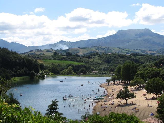 Location Studio Pays Basque Lac De St Pe Sur   Saint Pee Sur